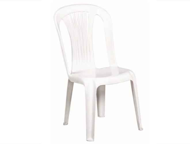 chaise-pvc-blanche